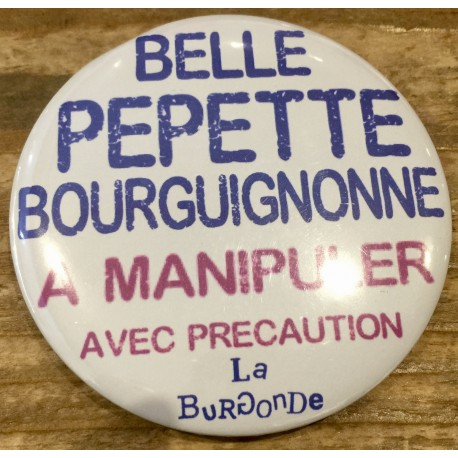 MAGNET BELLE PEPETTE