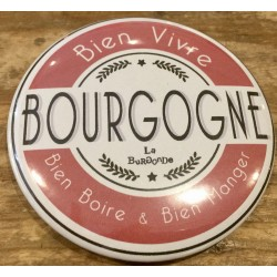 MAGNET BOURGOGNE : Bien Vivre, Bien Boire et Bien Manger