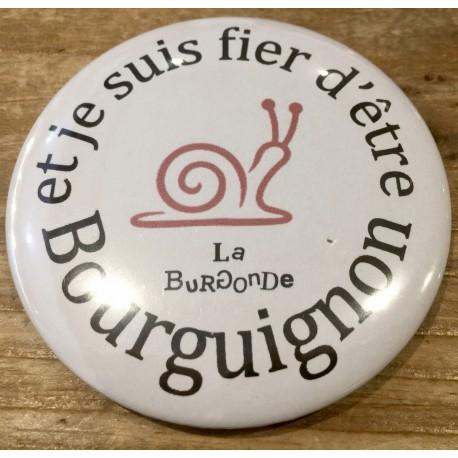 MAGNET FIER D'ETRE BOURGUIGNON
