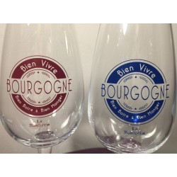 6 VERRES INAO 22CL BOURGOGNE