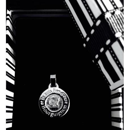"""Médaille """"Fier d'être Bourguignon"""""""