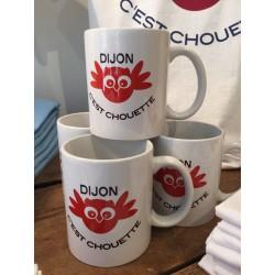 MUGS DIJON, c'est Chouette