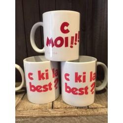 MUGS C KI LA BEST ? ... C MOI !!!