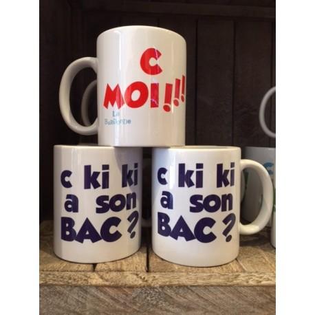 MUGS C KI KI A SON BAC ?...C MOI !!!