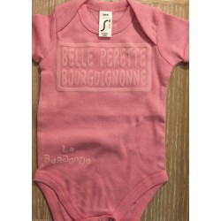 BODY BELLE PEPETTE BOURGUIGNONNE ENFANTS