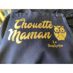 TABLIER Chouette Maman