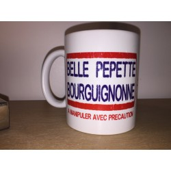 """MUGS """"BELLE PEPETTE BOURGUIGNONNE"""""""